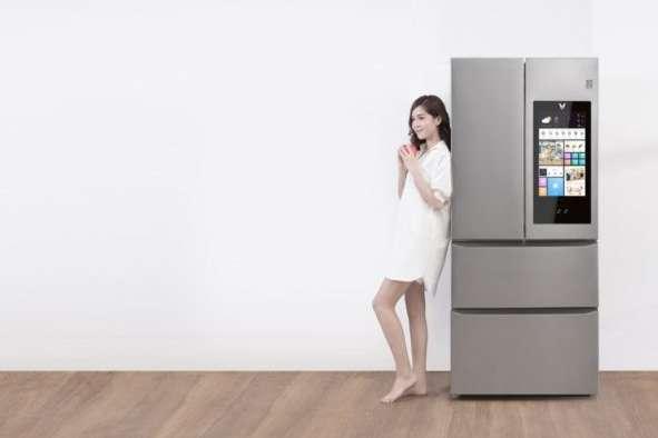 З появою холодильника від відомого китайського бренду гіганти ринку, як Samsung і LG, можуть розраховувати на зниження продажів - Xiaomi презентувала «розумний» холодильник
