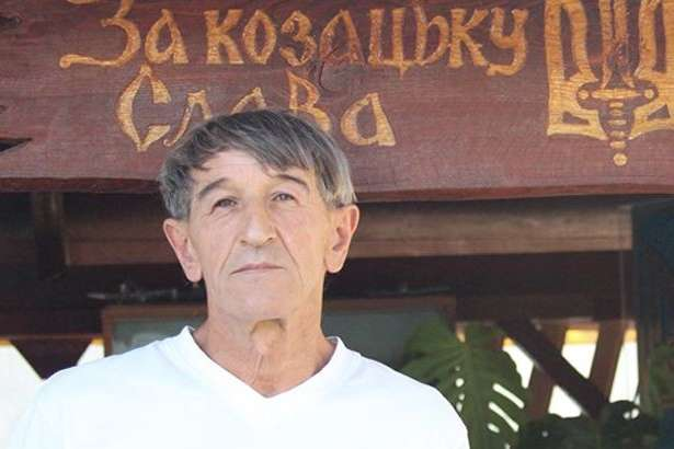 Приходька затримали 9 жовтня в місті Саки - Суд окупантів арештував кримчанина Приходька