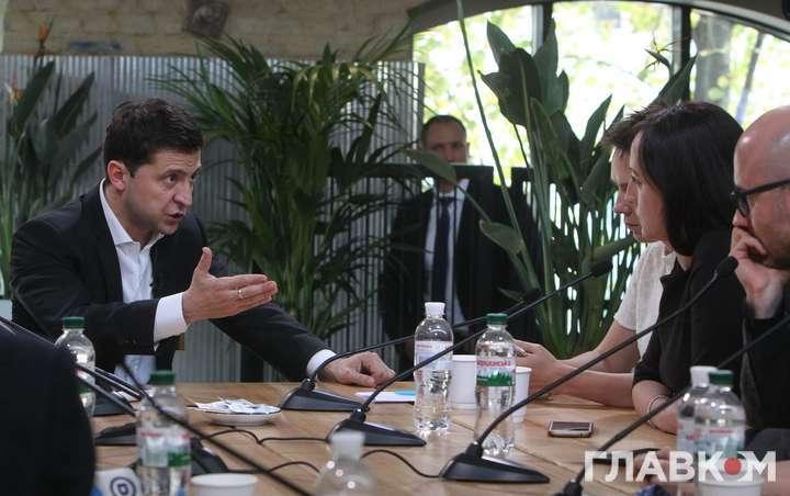 Володимир Зеленський заявив, що етнічним українцям планують давати часткове громадянство - Етнічним українцям планують давати часткове громадянство, - Зеленський