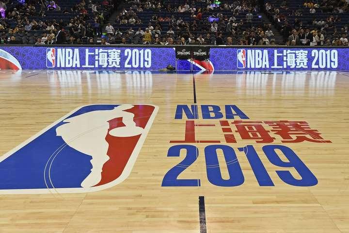 Передсезонні матчі НБА в Китаї - Черговий передсезонний матч НБА у Китаї відбудеться за відсутності ЗМІ
