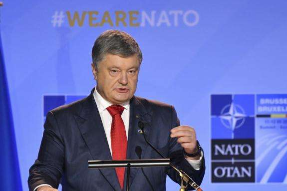 П'ятий президент Петро Порошенко - Порошенко їде у Лондон на Парламентську асамблею НАТО