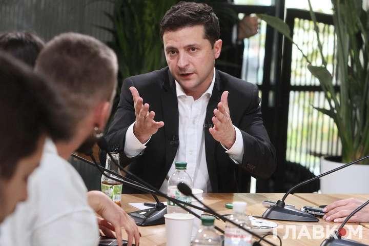 Володимир Зеленський - Тепер ніхто не скаже, що Зеленський боїться журналістів