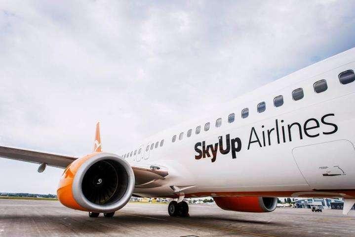 Оператор компанії повідомила, що літак затримався на годину з технічних причин - В аеропорту «Бориспіль» затримався літак авіакомпанії SkyUp, що мав летіти до Єревану