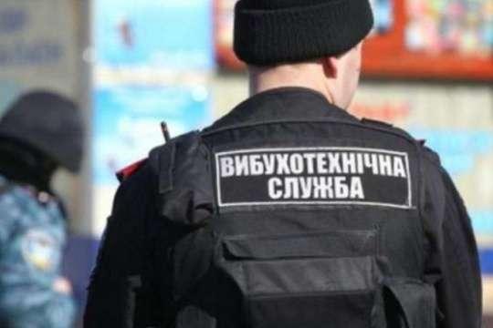 У Запоріжжі затримали «мінера» відділення поліції