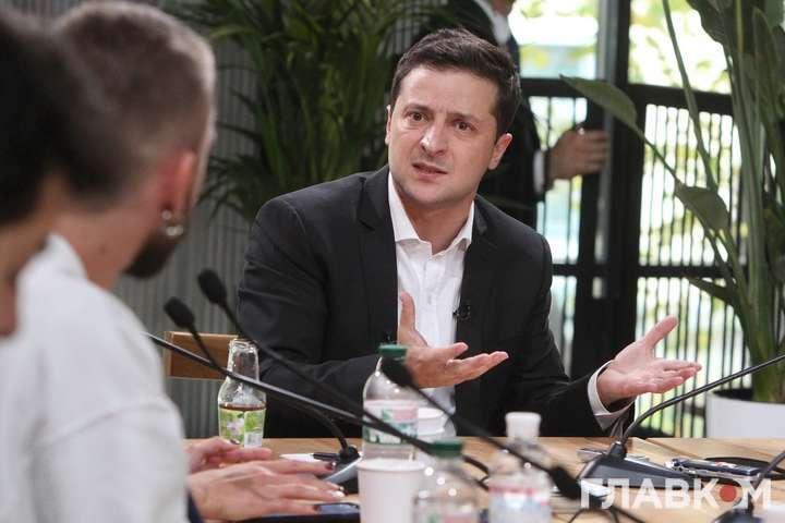 Зеленський зазначив, що обліттериторії РФ Україні невигідний - Зеленський прокоментував скасування вимоги обльоту територій РФ українськими авіакомпаніями