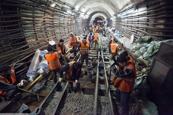 Столична влада планує побудувати метро до Пущі-Водиці