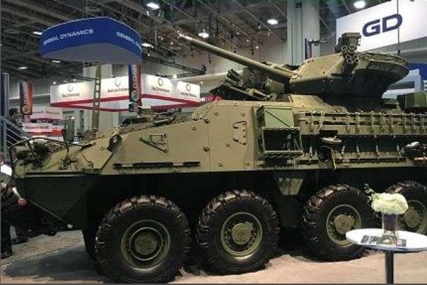 Транспортний засіб було названо на честь двох солдатів США, які посмертно отримали медаль «Medal of Honor» - У США презентують модифікований варіант бронемашини Stryker