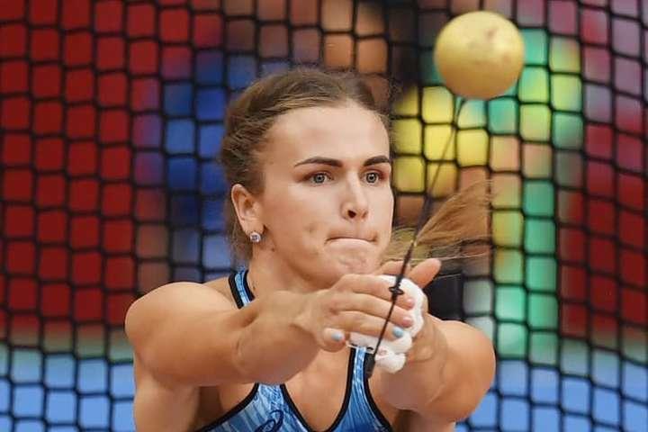 Ірина Климець поєднує силу й красу - Від тренувань при -16 на бетоні до п'ятого місця на чемпіонаті світу. Історія успіху від атлетки Ірини Климець
