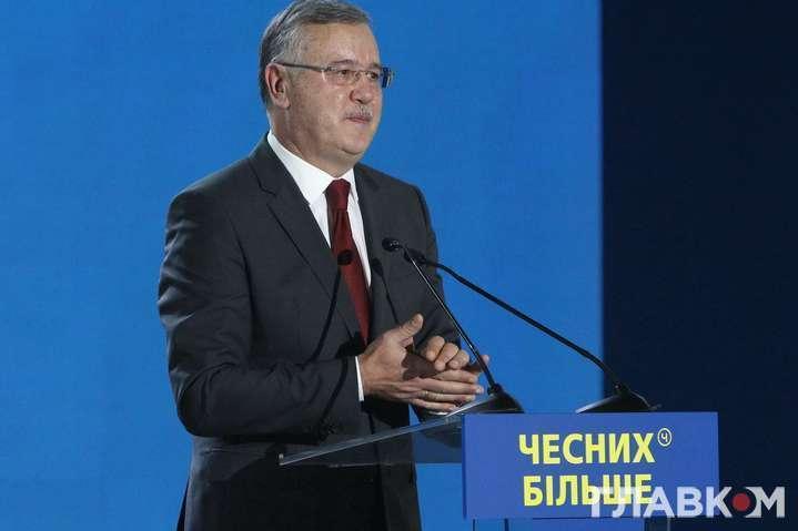 """<div class=""""alt"""">Екскандидат в президенти&nbsp; України Анатолій Гриценко</div> <div class=""""copy""""></div> <p> — Рішення суду. Мільйон пожертв, отриманих Гриценком на минулих виборах, конфіскують до держбюджету»></p></div> <div class="""
