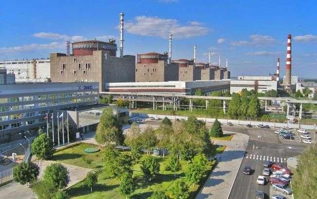 Запорізька АЕС - На Запорізькій АЕС відбувся збій у роботі першого енергоблоку