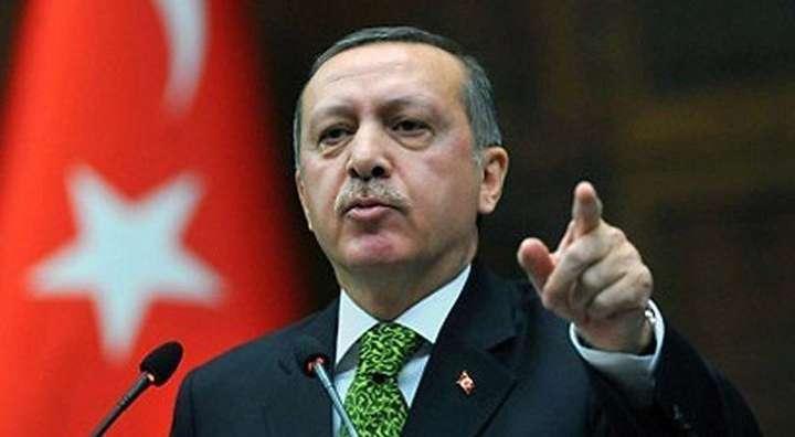 Реджеп Таїп Ердоган - Ердоган відповів на критику ЄС: ми не зупинимо операцію в Сирії