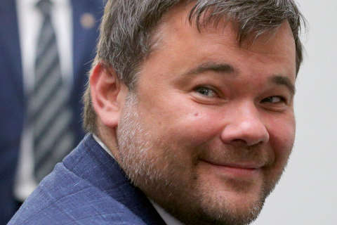 <p>Андрій Богдан</p> <p> — За рішенням суду Богдан повернувся у списки партії Порошенка»></p></div> <div class=