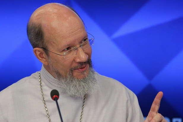 <p>Протоієрей РПЦ Балашов</p> <p> — РПЦ відреагувала на рішення Елладської Церкви визнати ПЦУ»></p></div> <div class=
