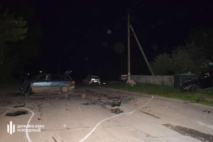 ДБР повідомило про підозру поліцейському-водію, який скоїв смертельне ДТП - На Вінниччині п'яний поліцейський спровокував смертельну ДТП