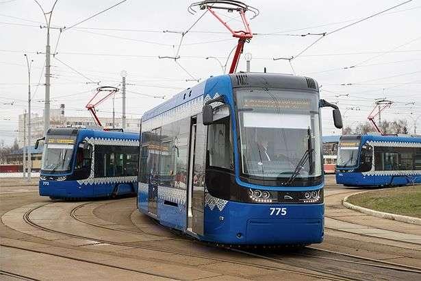 У Києві частково призупинили рух швидкісного трамвая