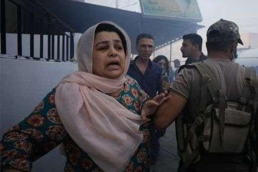 У Сирії тривають жорстокі бої - У Сирії тривають жорстокі бої в районі Рас-ель-Айн: 50 загиблих