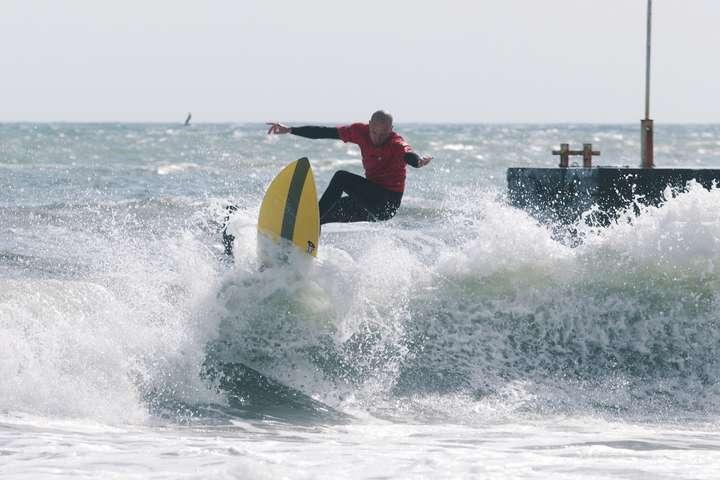 В Одесі підбили підсумки Всеукраїнського турніру із серфінгу