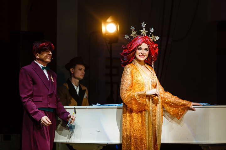 Театр Александра Меламуда покажет музыкальный спектакль «Серенада Солнечной Долины»