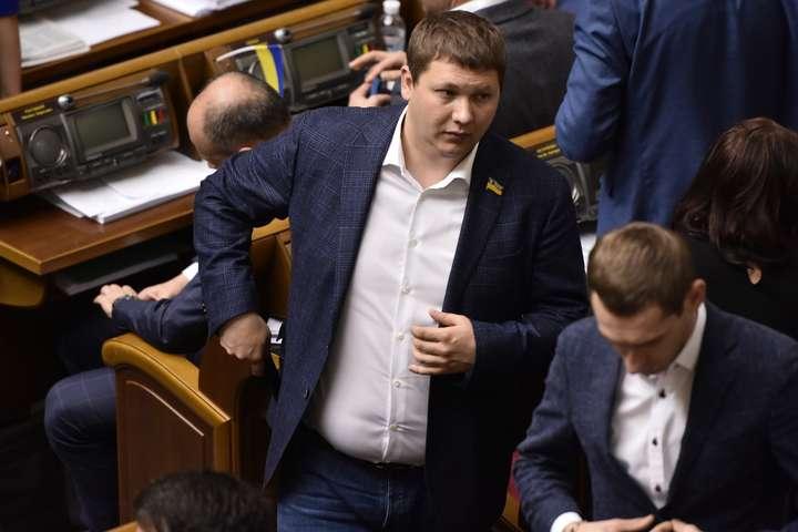 Депутат Медяник из «Слуги народа» руководит прокуратурой прямо из ...