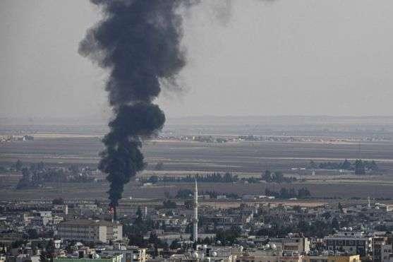 Внаслідок авіаударів Туреччини у Сирії загинули 14 мирних жителів - правозахисники