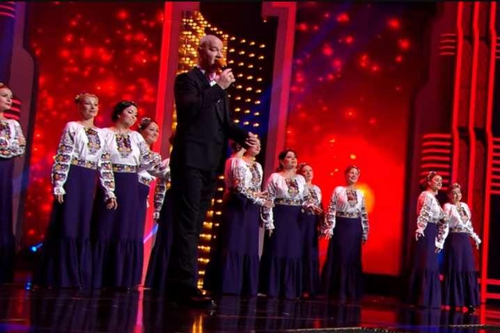 Легендарний хор, що співав « Реве та стогне» і Гімн, тепер, без всякого смущєнія, затягує сумнівні пародії, заявила нардеп Геращенко - У Раді вимагають вибачень від хору Верьовки через скандальну пісню про Гонтареву