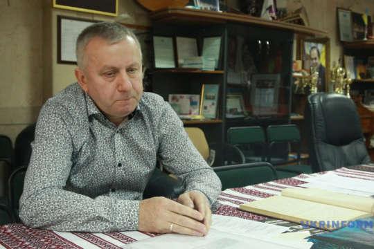 Керівник хору імені Верьовки заявив про погрози