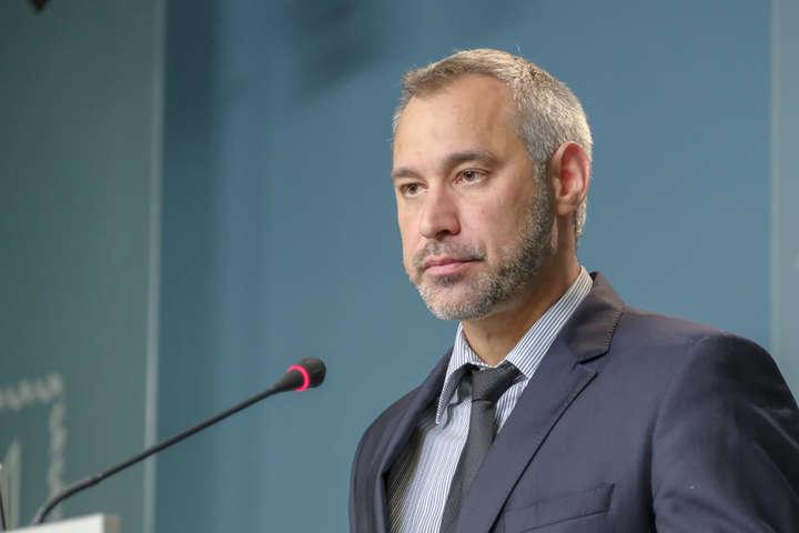 Рябошапка відвідав засідання «Слуги народу»