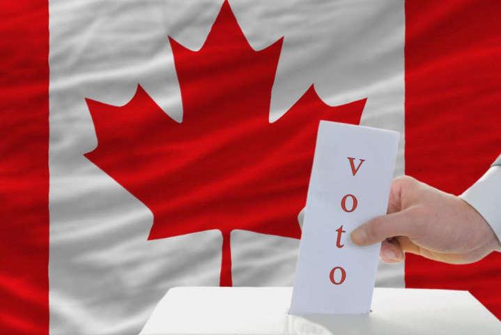 В Канаді відбулися парламентські вибори