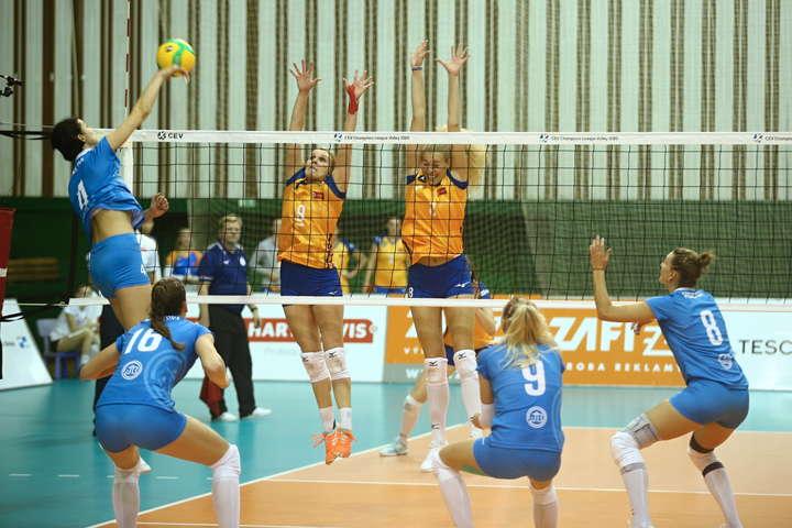 Волейболістки «Хіміка» виявилися переконливішими - Чемпіонки України з волейболу – в кроці від першого в історії потрапляння у Лігу чемпіонів