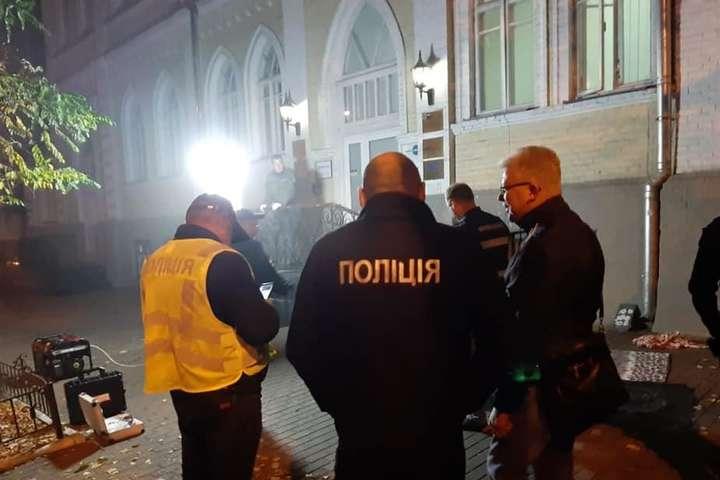 Вибух у центрі Києва: поліція озвучила основну версію трагедії (фото, відео)