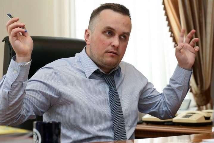 Назар Холодницький заявивв, що станом на 24 жовтня у САП ще немає прізвищ осіб, яким можна було б оголосити підозру
