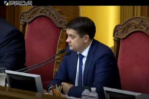 Рада схвалила закон президента про відповідальність за незаконне збагачення