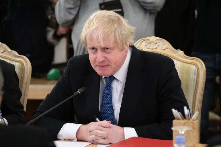 Прем'єрміністр Великобританії Боріс Джонсон — Джонсон назвав «абсолютно останній термін» виходу Британії з ЄС