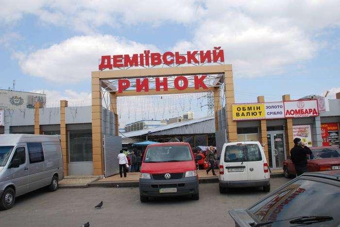 На місці ринку «Деміївський» у Києві виросте 30-поверхова висотка
