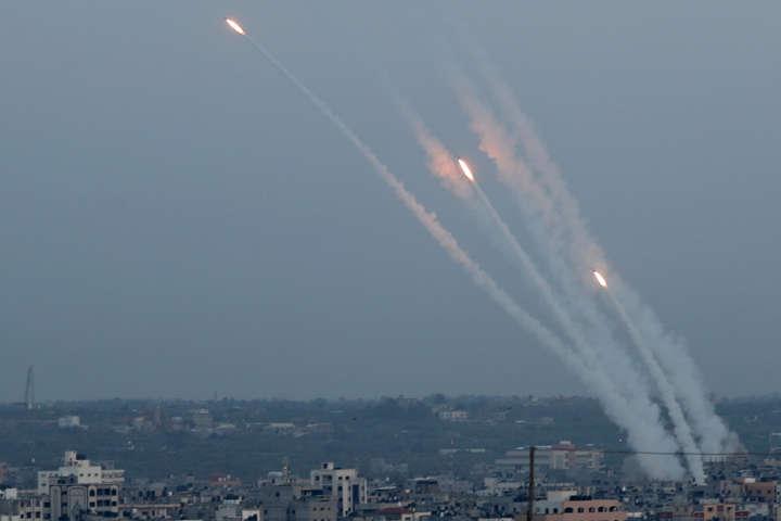 Система ППО «Залізний купол» перехопила запущені ракети