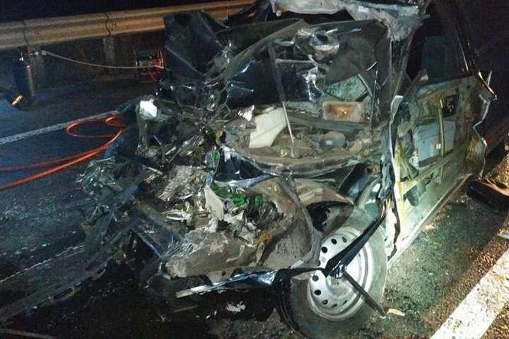 Дві людини загинуло у ДТП на Черкащині