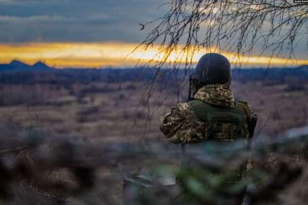 Війна на Донбасі: Російські окупанти шість разів обстріляли позиції ЗСУ