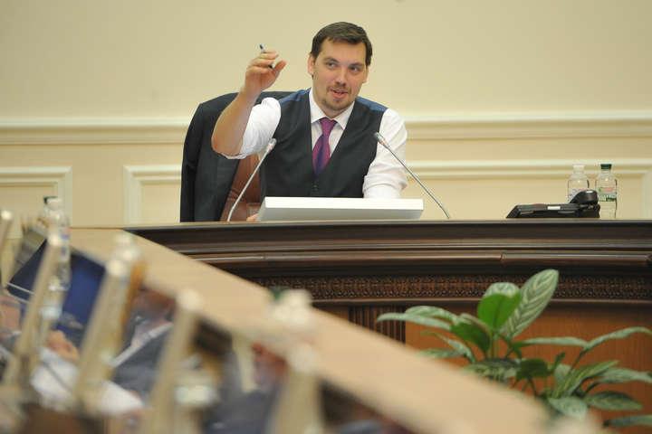На засіданні уряду у неділю не було двох міністрів — Кабмін затвердив проєкт Держбюджету на 2020 рік