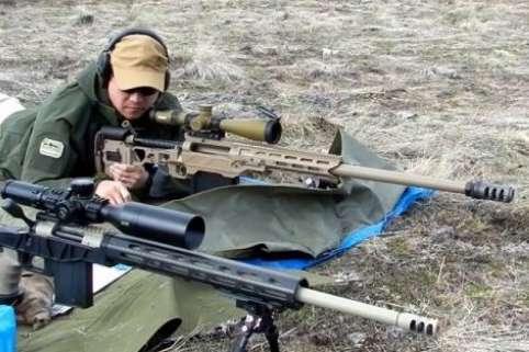 Україна нарешті отримає від Канади снайперські гвинтівки