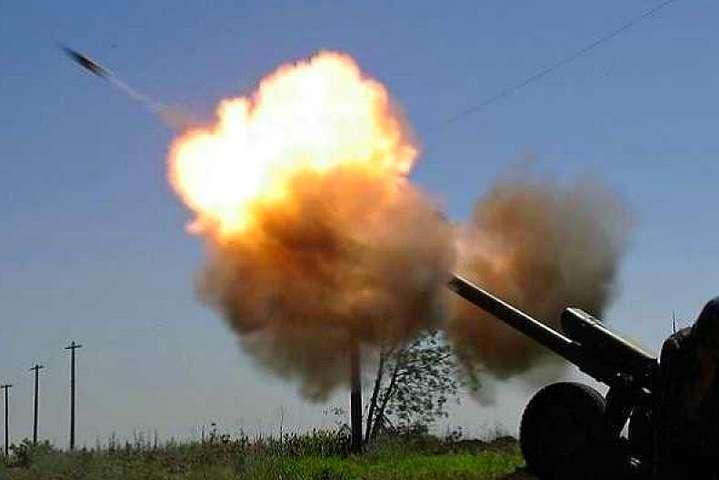 Доба на Донбасі: бойовики гатили із заборонених мінометів та кулеметів