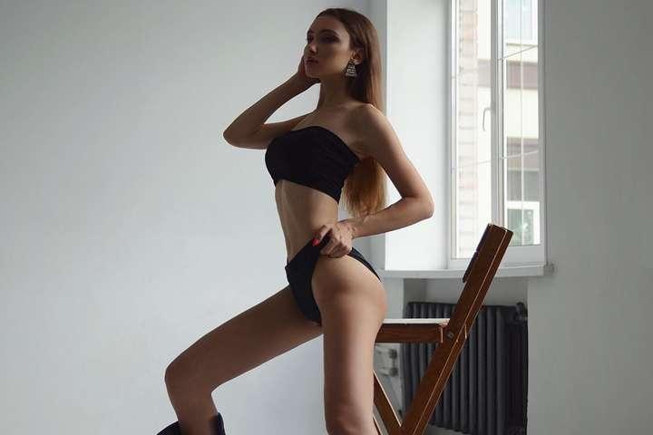 Кохана Попова – 19-річна віце-міс України Universe-2019 Єлизавета Маруняк