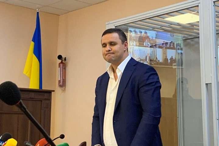 Екснардеп Максим Микитась — «Укрбуд» рятують. В компанію опального Микитася зайшов інвестор