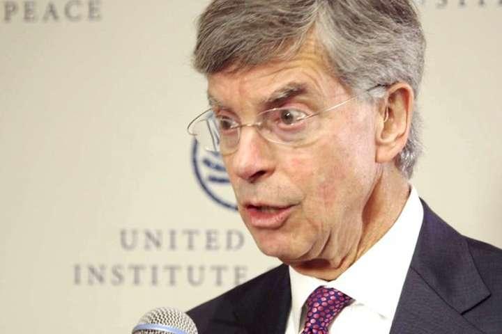 Тимчасово повірений у справах США в Україні Вільям Тейлор