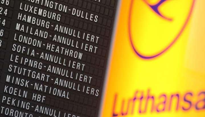 Страйк може торкнутися 180 тисяч пасажирів — Lufthansa скасовує 1300 рейсів через страйк співробітників