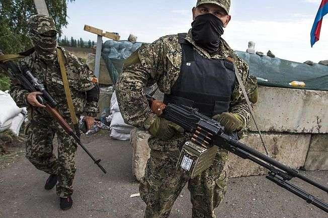 Бойовики не збираються сьогодні відводити війська у Петрівському