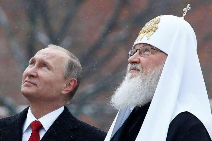 Патріарх Кирило «покарав» Олександрійського патріарха, бо той визнав Епіфанія