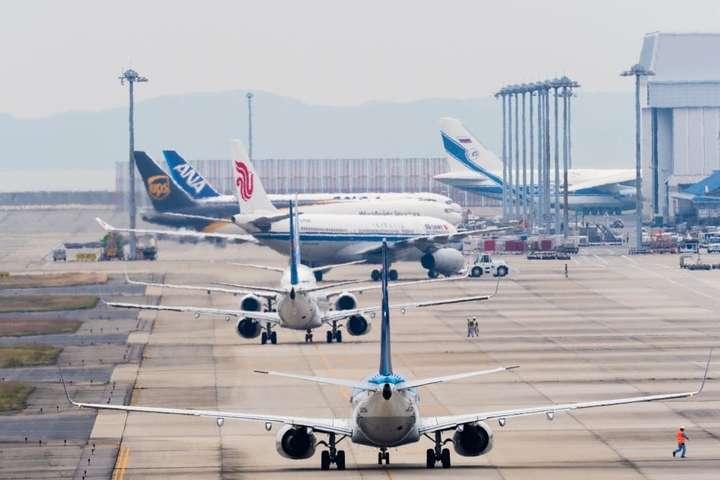 Японський аеропорт був закритий через безпілотник