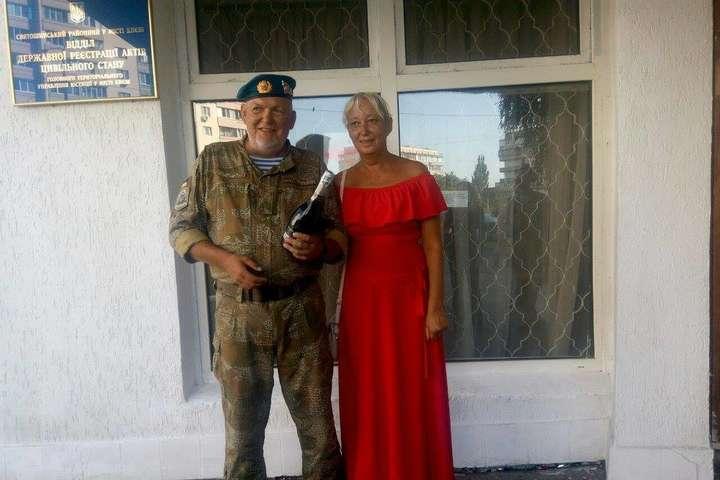 <p>Увечері 9 листопада було скоєно нападна ветерана бойових дій на Донбасі Ігоря Панова з позивним «Хан» та його дружину Оксану Об этом сообщает <a href=