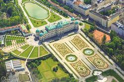 Фото: — Бельведер минулого року відвідали понад 1,5 млн туристів