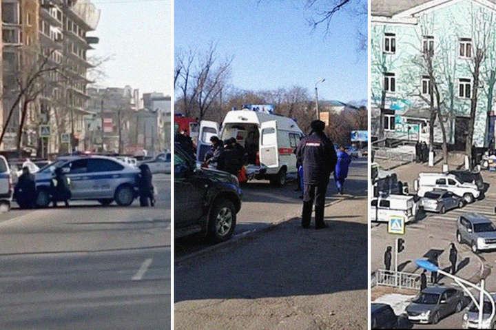 Студент вступив в перестрілку з співробітниками поліції — У Росії студент влаштував смертельну стрілянину у коледжі